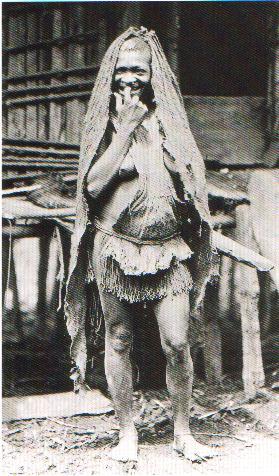 Wllms kutubu woman