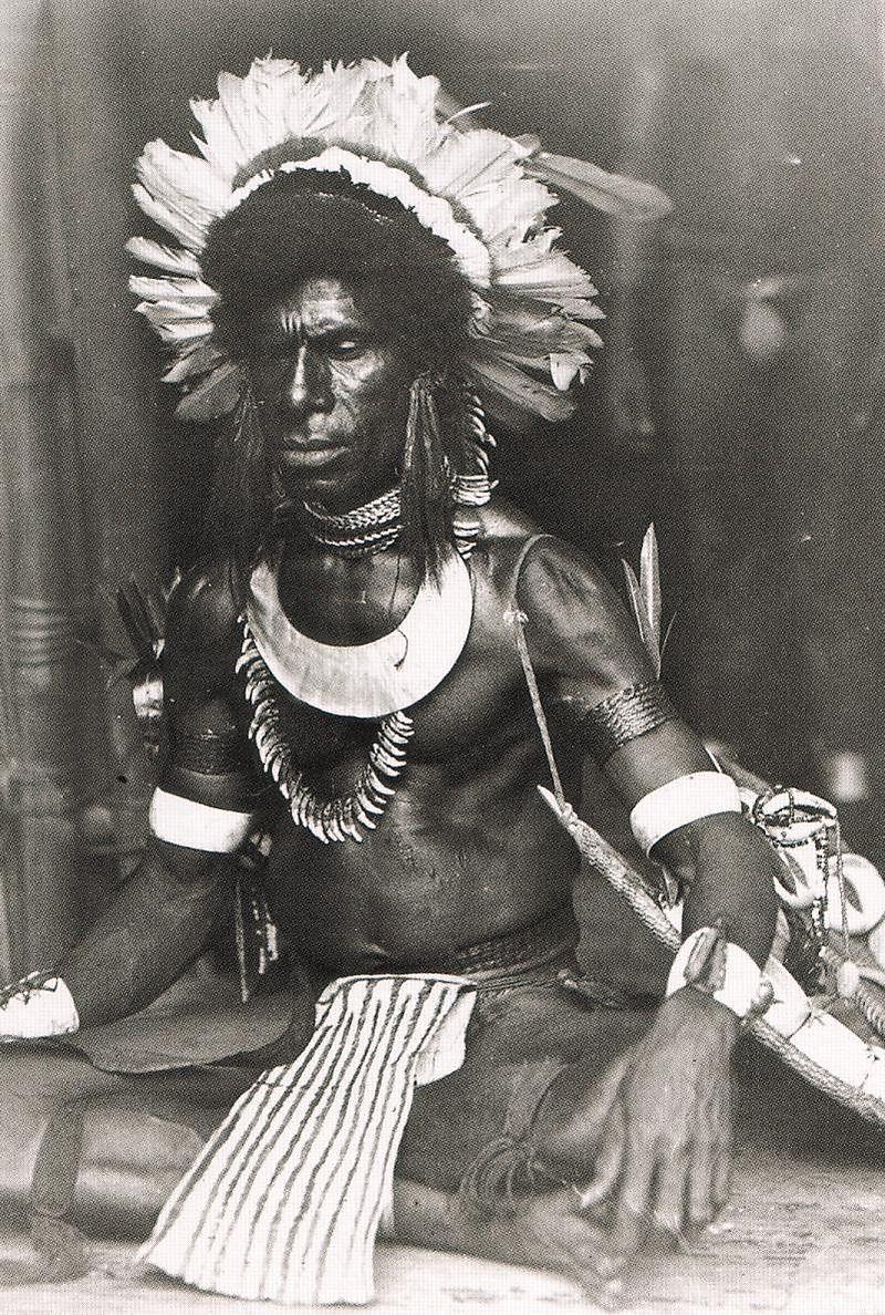 Orokolo widower