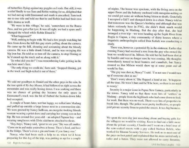Charley boorman book2