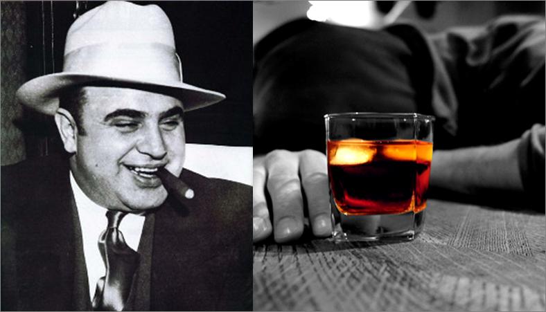Capone-alcohol