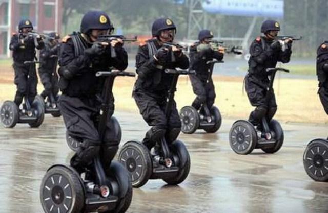 China-segway-olympics-security