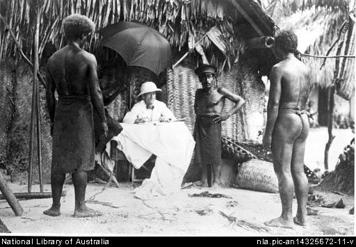 Nukumanu group 1930s