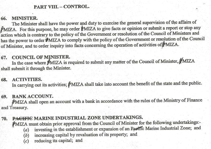 Excerpt PMIZ bill second half 003