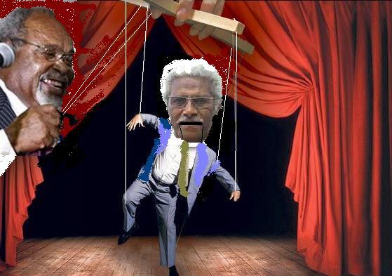 Somare's puppet