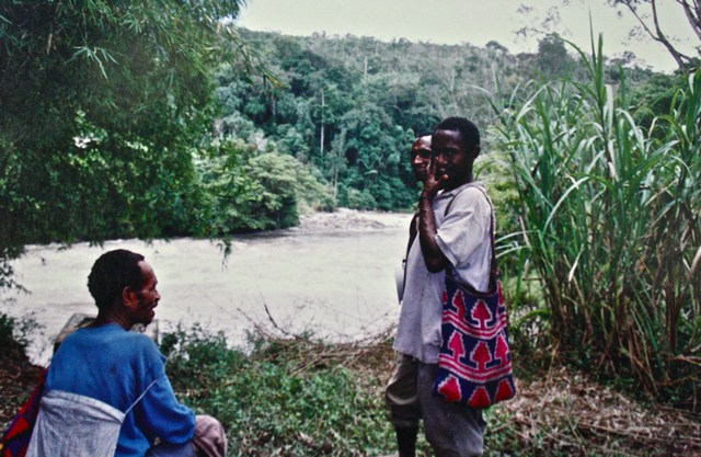 Headwaters of the Sepik-Urapmin 2002