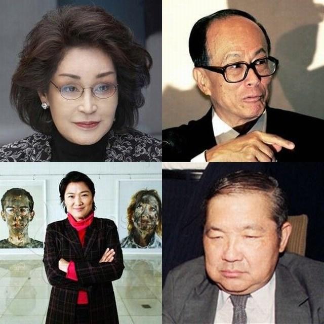 Asia-Richest-Lists