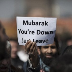 Protesters-demanding-the-departure-of-President-Hosni-Mubarak-on-Tahrir-Square-in-Cairo-January-31-2011-300x300