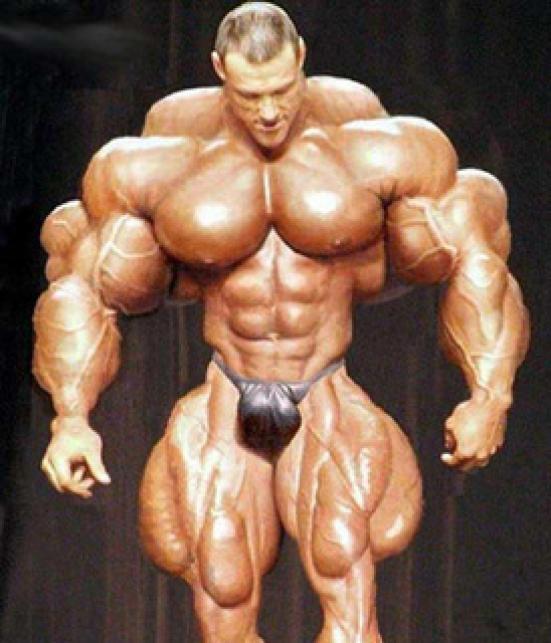 Extreme-bodybuilder