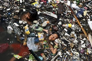 Water Pollution in Manila - Pollution images Philippines-picture-7