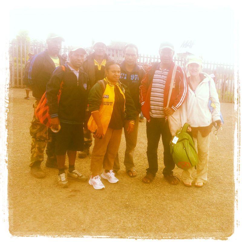 Team at MAF