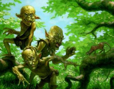 Elves-goblins