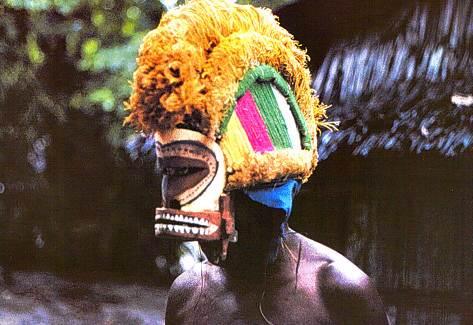Tatanua mask untitled