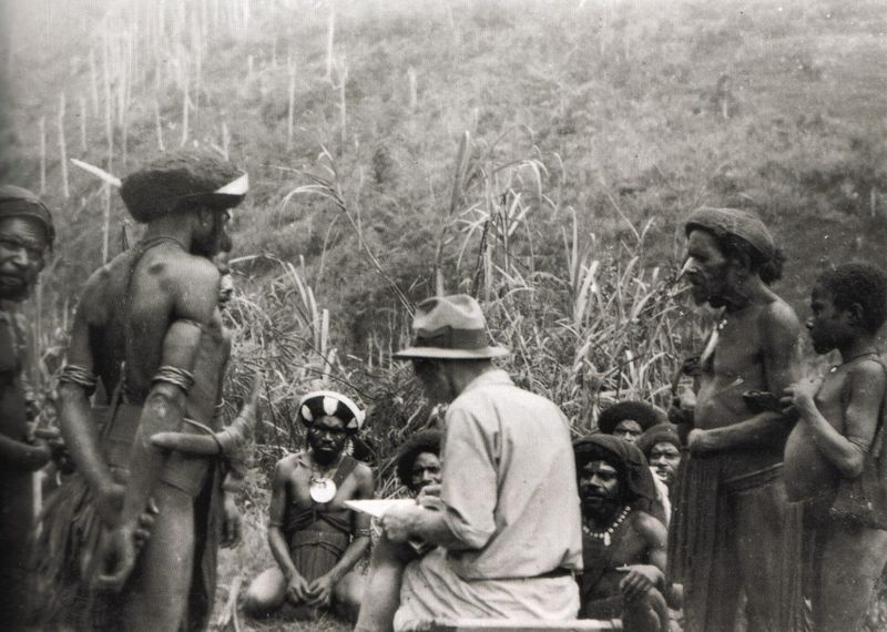 Image result for anthropologist papua