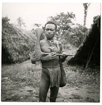 1936 Madang Asaingi man