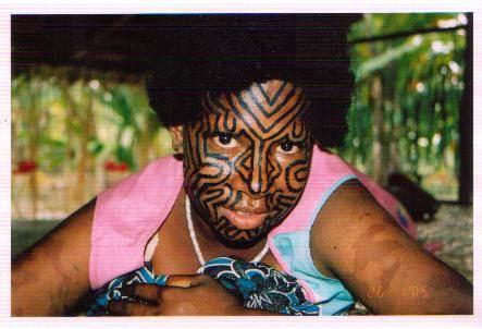 Tufi tattoo A