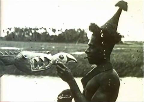 Gogodola ca 1900
